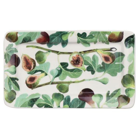 Figs Medium Oblong Plate