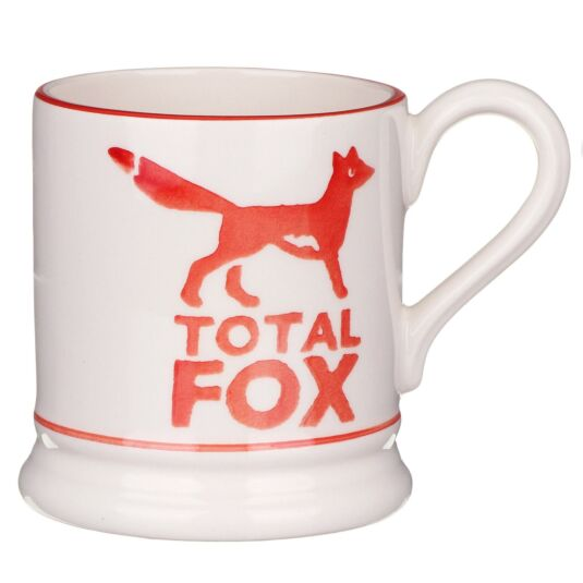 Total Fox Half Pint Mug