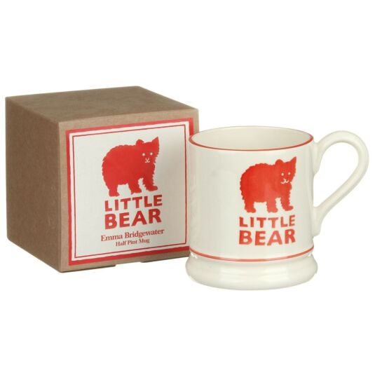 Little Bear Half Pint Boxed Mug