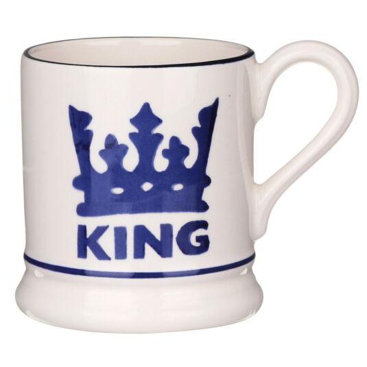 King Half Pint Mug