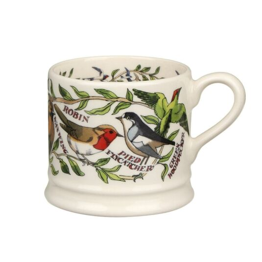 Garden Birds Small Mug