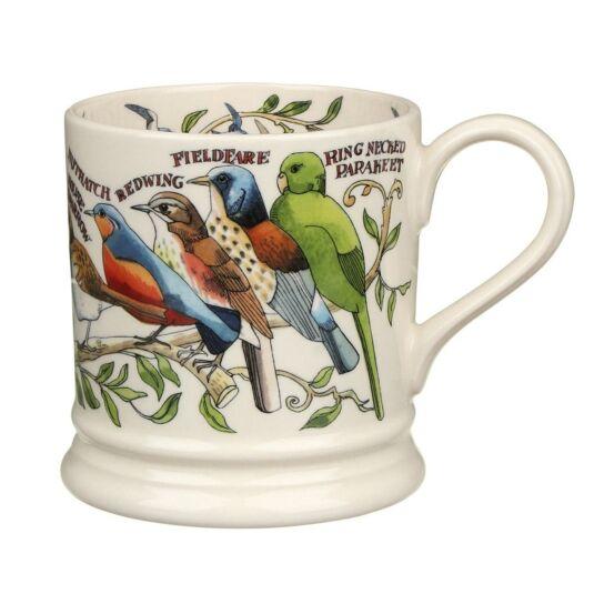 Garden Birds 1 Pint Mug