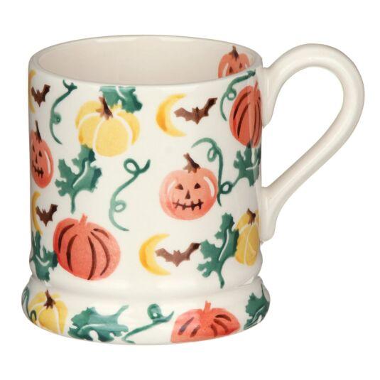 Halloween Sponge Half Pint Mug