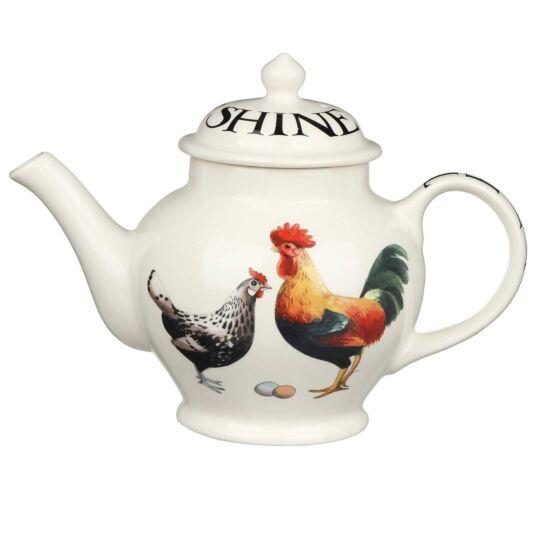 Rise & Shine Teatime 3 Mug Teapot
