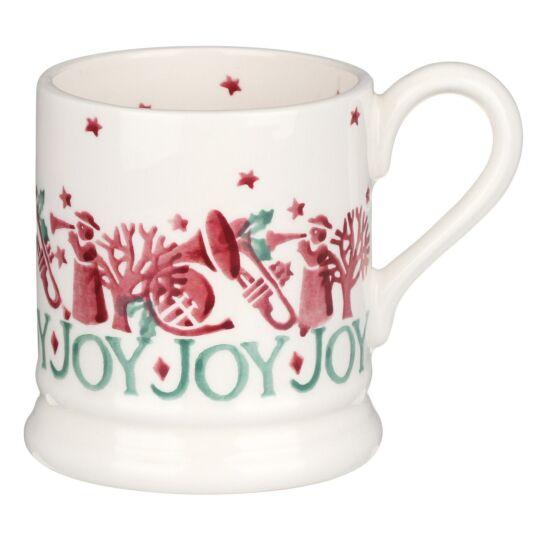 Joy Trumpets 'Joy' Half Pint Mug