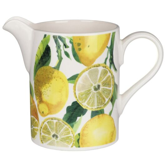 Vegetable Garden Lemons Large Straight Jug