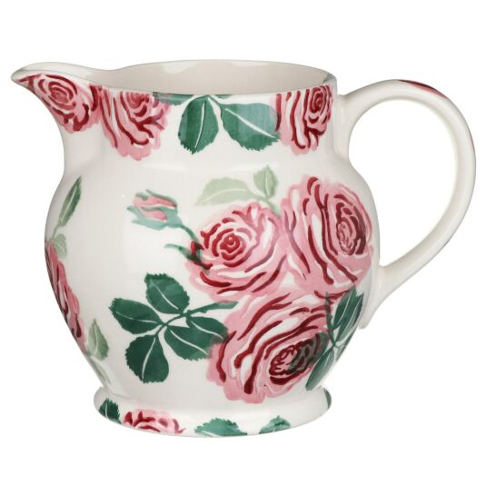 Pink Roses 3 Pint Jug