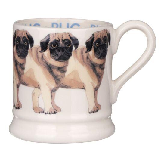 Pug Half Pint Mug
