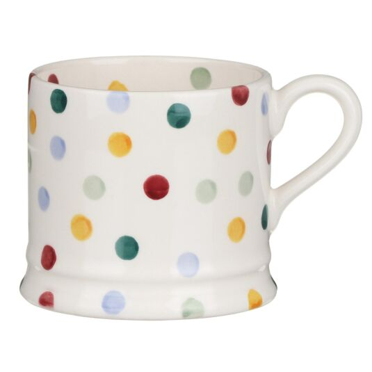Small Polka Dot Small Mug