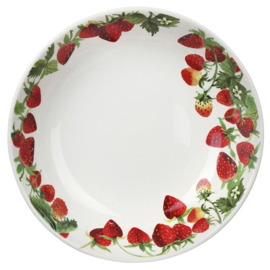 Strawberries Medium Dish