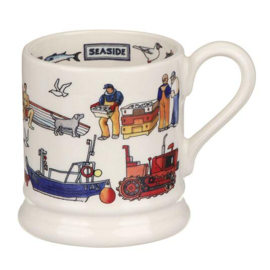 Seaside Half Pint Mug