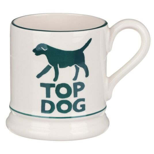 Top Dog Half Pint Mug