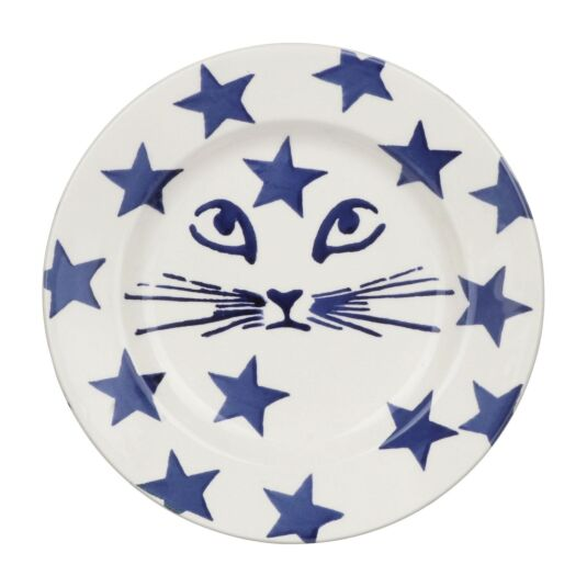 The Pussycat 6 ½ Inch Plate