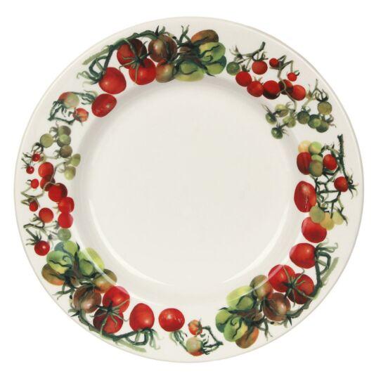 Vegetable Garden Tomato 10½ '' Plate
