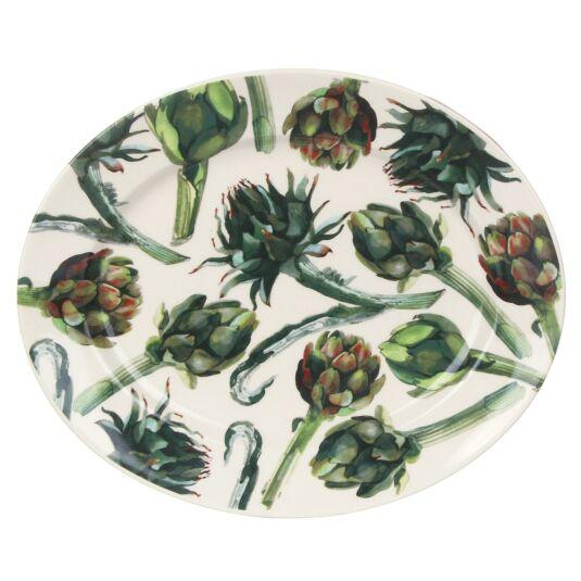Emma Bridgewater Vegetable Garden Artichoke Medium Platter | Temptation Gifts