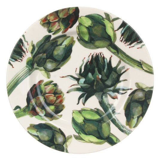 Vegetable Garden Artichoke 8 ½ Inch Plate