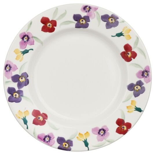 Wallflower 10 ½ Inch Plate