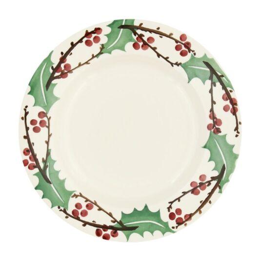 Winterberry 8½ Inch Plate