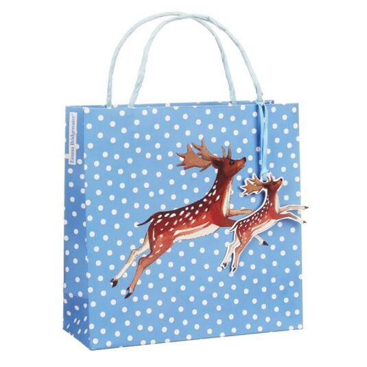 Reindeer Medium Gift Bag