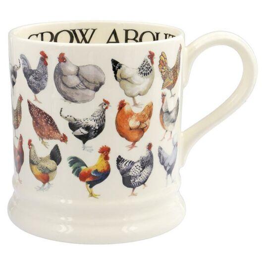 Hen & Toast One Pint Mug
