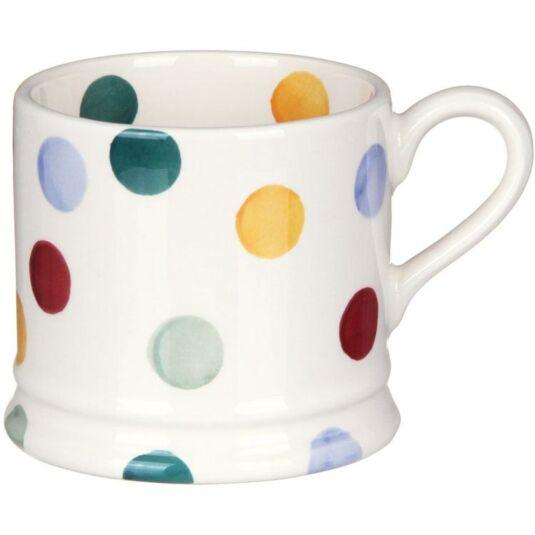 Polka Dot Baby Mug