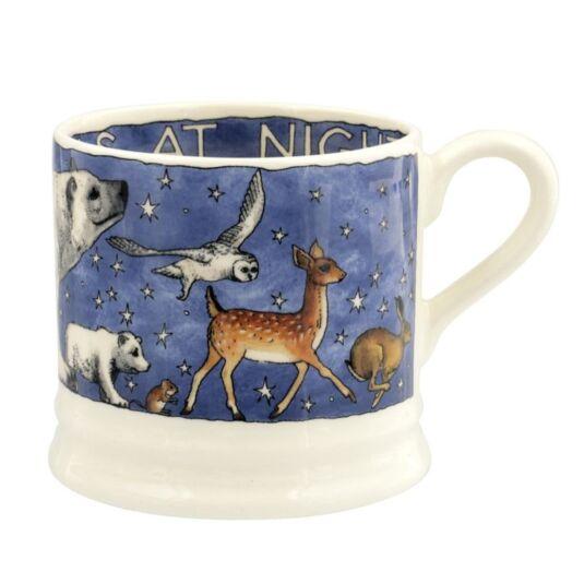 Winter Animals Small Mug