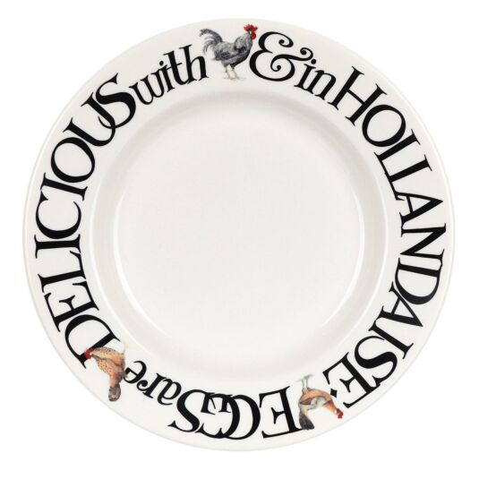 Rise & Shine 10½ Inch Plate