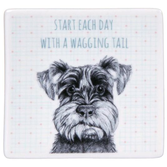 Wagging Tail Animal Coaster
