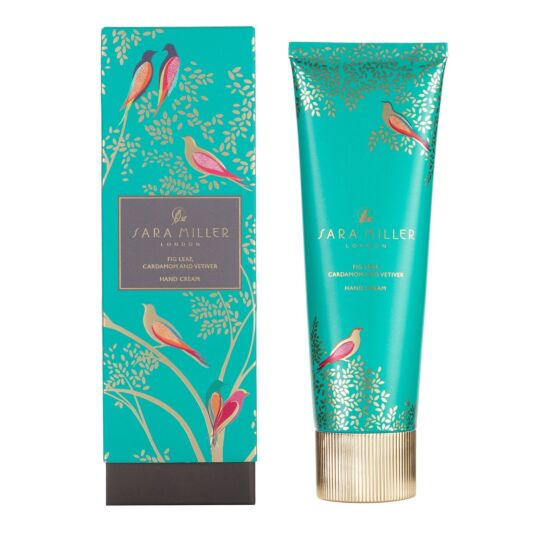 Fig Leaf, Cardamom & Vertiver 150ml Hand Cream
