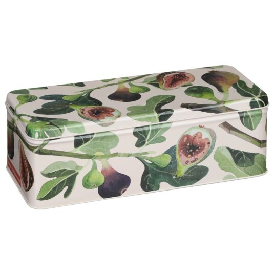 Fig Long Deep Rectangular Tin