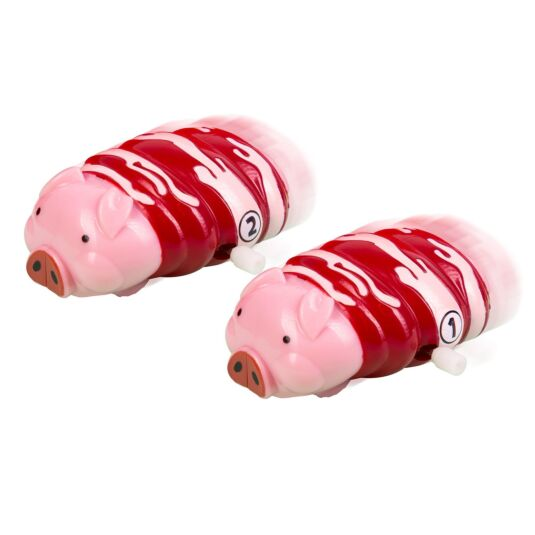 Racing Pigs In Blankets