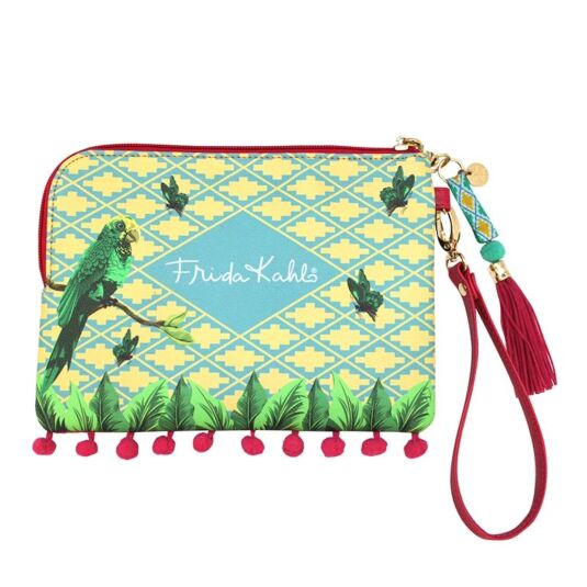 Frida Kahlo Make Up Bag