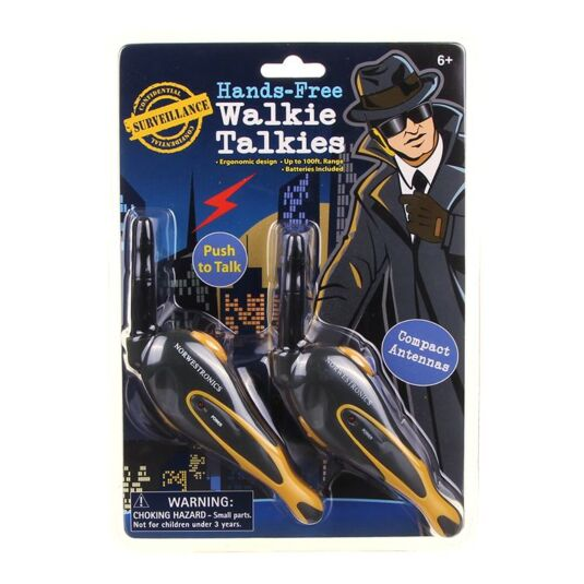 Hands Free Walkie Talkies