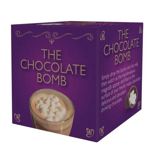 The Chocolate Bomb Drinking Chocolate