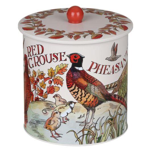 Game Birds Biscuit Barrel