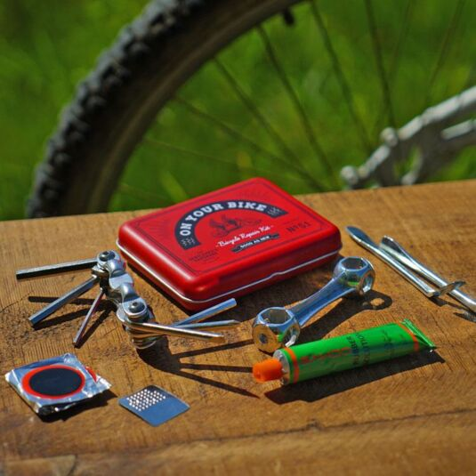 7 Piece Bicycle Repair Kit