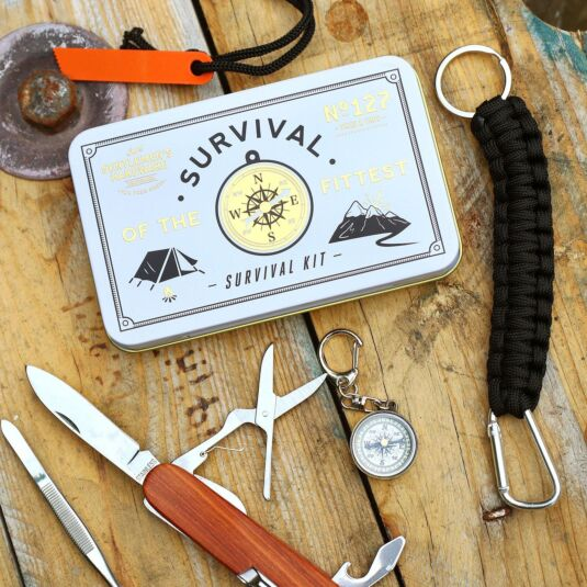 Survival of the Fittest Survival Kit
