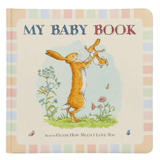Guess How Much I Love You - Baby Book