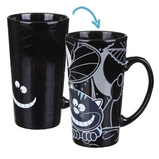 Cheshire Cat Heat Changing Mug
