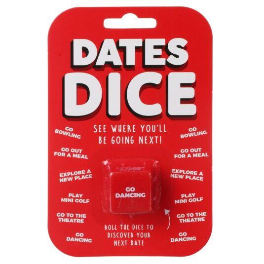 Dates Dice