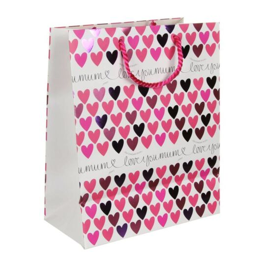 Love You Mum Large Gift Bag