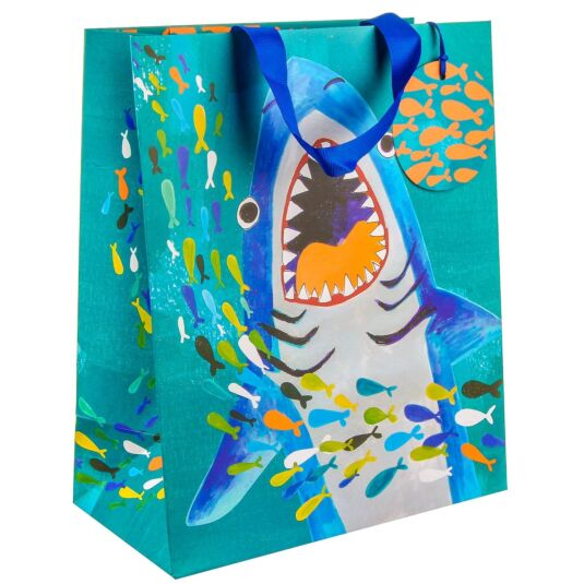 Shark Large Gift Bag