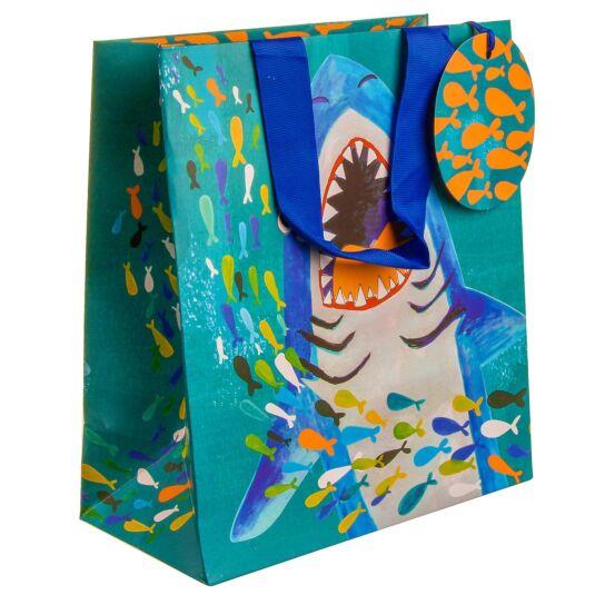 Shark Medium Gift Bag