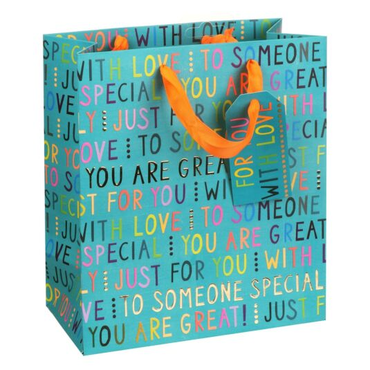 Someone Special Medium Gift Bag