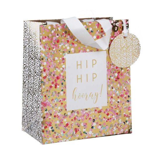 Hip Hip Hooray Medium Gift Bag
