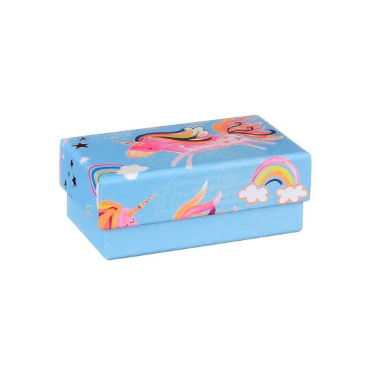 Rectangular Extra Small Unicorn Gift Box