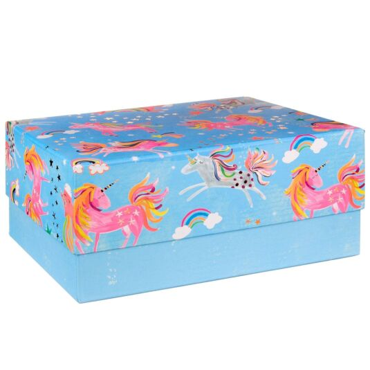Rectangular XXL Unicorn Gift Box