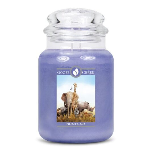 Noah's Ark Large Jar Candle