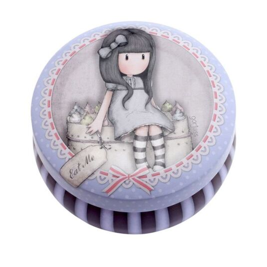 Sweet Cake Trinket Tin