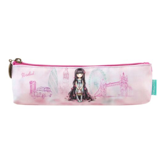 Cityscape Rosebud Together Pencil Case